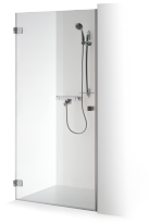 Le porte della doccia per le nicchie GIULIA